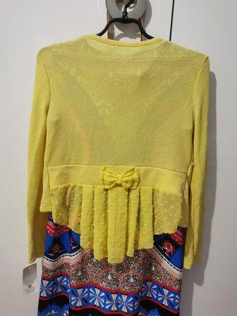 Sweterek Narzutka S - M nowy