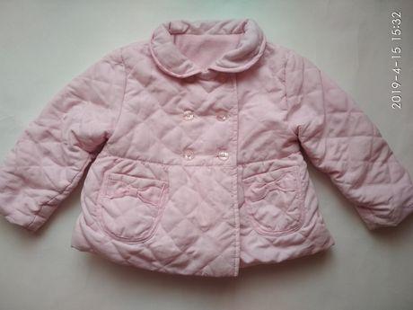 Отличная курточка 86 размер