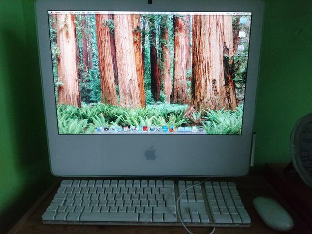 """Apple MAC 20"""" zestaw pilot all in one"""