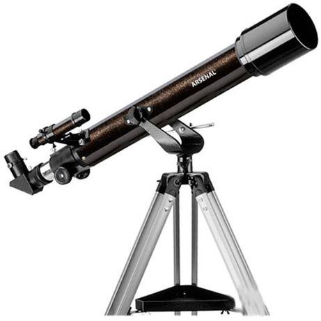 Телескоп Arsenal-Synta 70/700 AZ2 - аналог Sky-Watcher - лучший старт