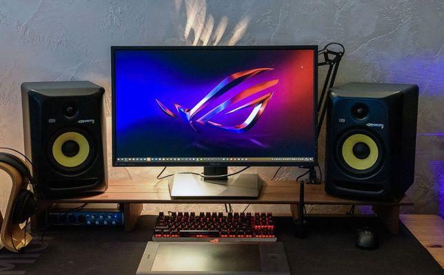 "ASUS MG279Q 27"" 2K QHD 144Hz Eyecare Adaptive-Sync IPS Gaming Monitor"
