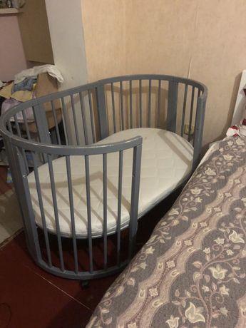 Продам Детскую кроватку Royal sleep