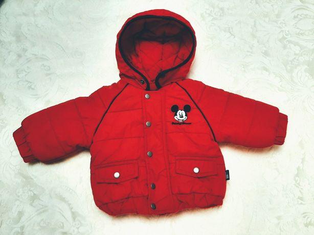 Зимова куртка - від 0 до 6 міс.