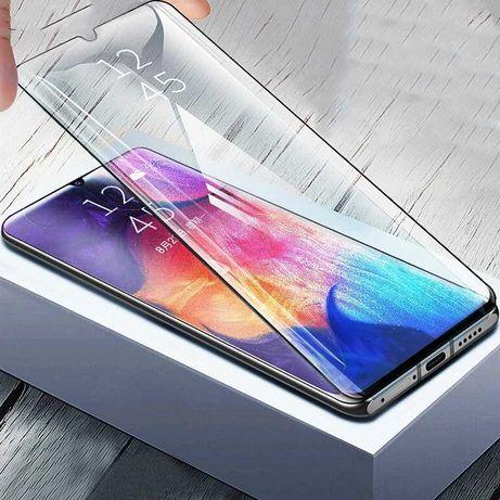 Szkło hartowane na cały ekran 5D iPhone X/XS/XS Max z montażem