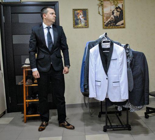 Прокат мужских костюмов