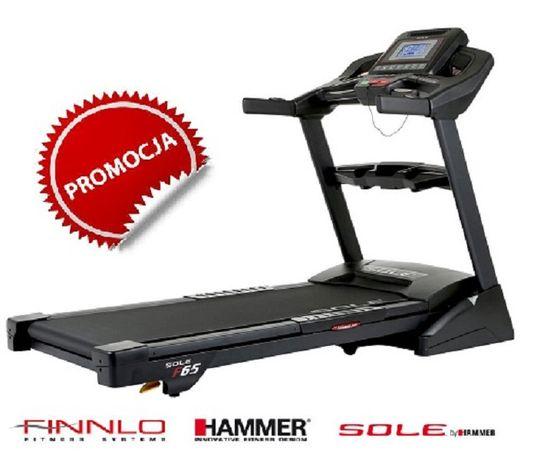 Bieżnia elektryczna SOLE by HAMMER F65!!! Promocja!!!