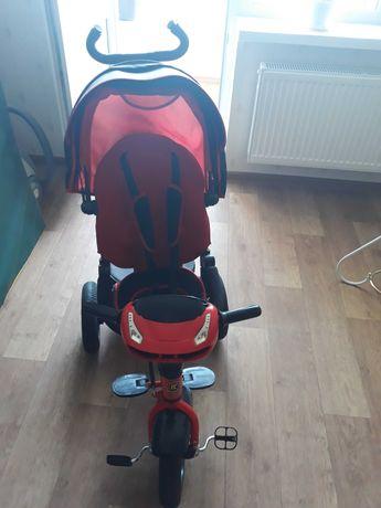 Детский велосипед Best Trike 6088 F (Надувные колеса)