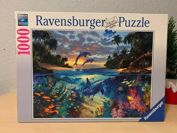 Zabawki / Puzzle / Dla Dzieci / Ravensburger