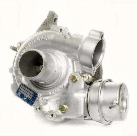 Рабочая турбина оригинал Renault Megane 3 1.6, Renault Scenic 3 1.6