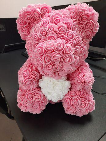 Продам мишку из 3d роз