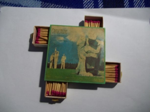 Продам сувенирные спички СССР