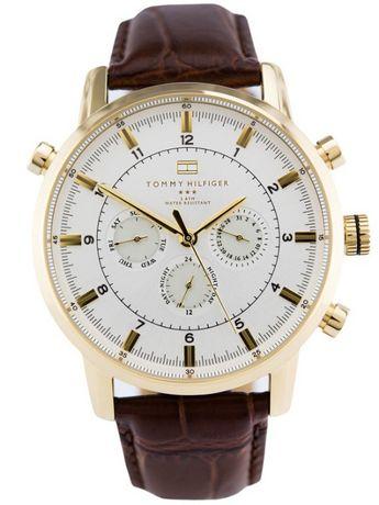 Zegarek Chronograf Tommy Hilfiger