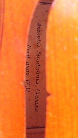 Stradivarius (1731)скрипка 1/2. ПРЕДЛАГАЙТЕ СКОЛЬКО МОЖЕТЕ ДАТЬ!