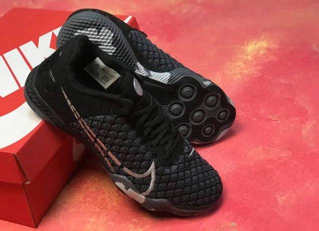 Футбольная обувь, футзалки, бутсы, сороконожки * Nike React Gato Black
