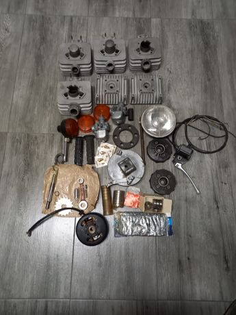 Części simson s51 s50 sr2 sr1 zapłon tłoki lampa cylinder głowica
