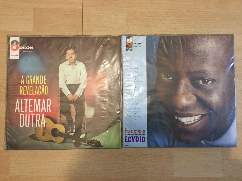 Discos de vinil música brasileira São Domingos de Benfica - imagem 1