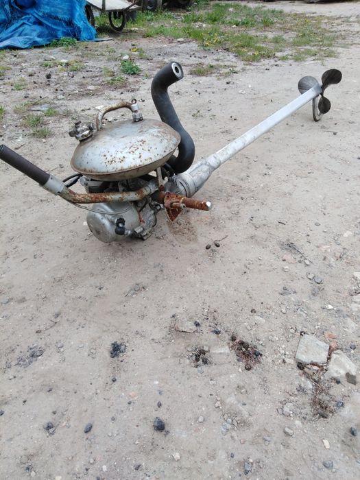 Napęd silnik spalinowy do łódki, Bełchatów - image 1