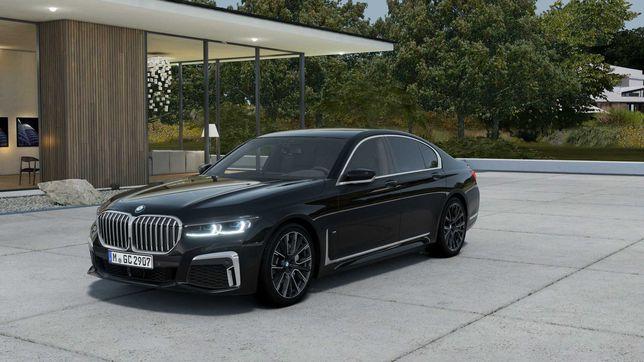 Wynajem BMW 740XD Full/Nowy/ Od ręki tylko 7000zł/ miesiąc