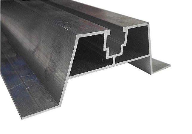 Profil trapezowy mostek szyna dł. 300 mm wys. 40 fotowoltaika