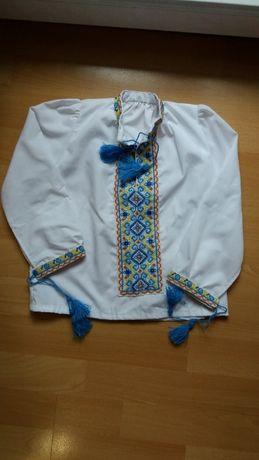 Вышиванка вишиванка на мальчика вышитая рубашка