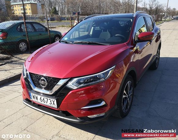 Nissan Qashqai 140HP DIG T N Connecta+Cold Pack+Look pack...