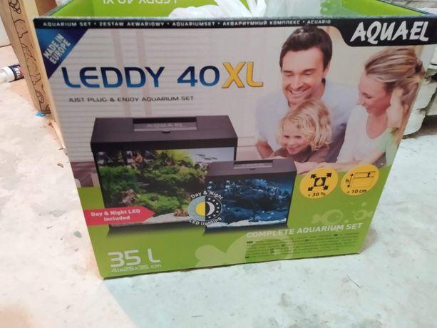 Akwarium Leddy 40 XL 35L