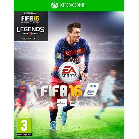 Fifa 16 Legends Xbox One