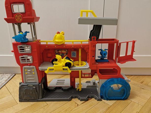 Remiza rescue bots Transformers