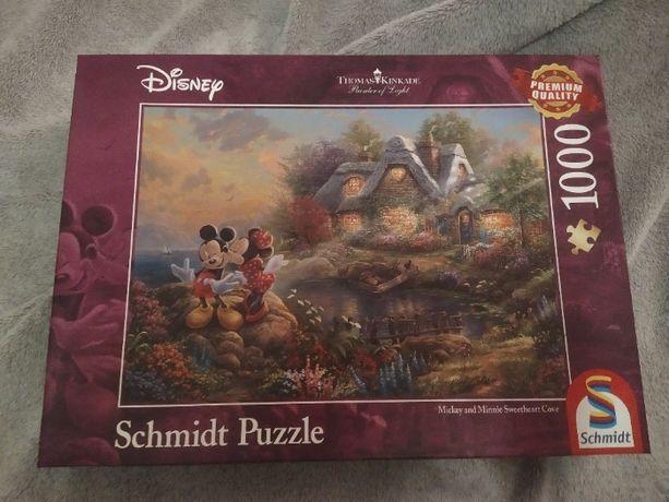 Puzzle 1000 Myszka Miki KINKADE SCHMIDT