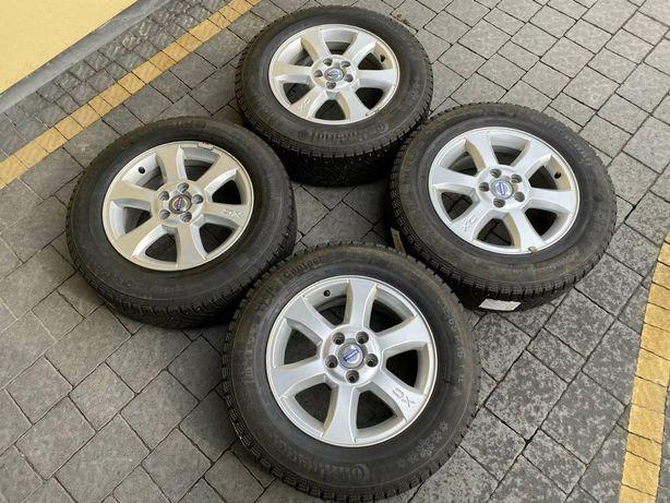 Диски R16 5/108 Volvo,Ford,Cherry,Citroën,Peugeot з зимовою гумою 215/