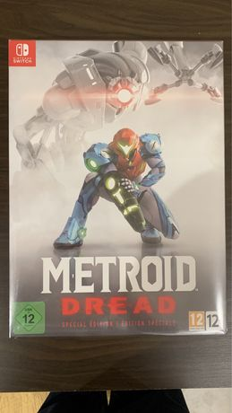 Metroid Dread Special Limited Edition Nintendo Switch