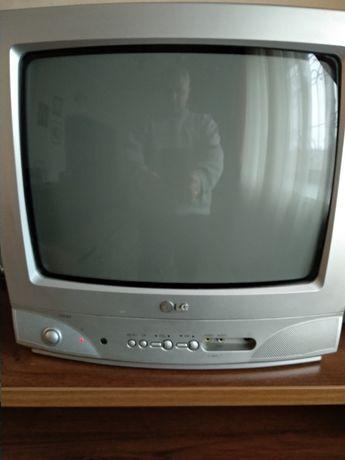 Телевизор LG CT-14J55M,   б/у - 700 грн.