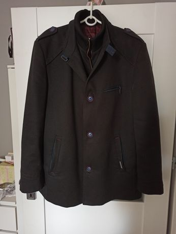 Jesionka kurtka płaszcz męski duża 58/182