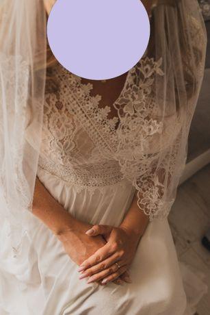 Suknia ślubna BOHO 2020 42/44