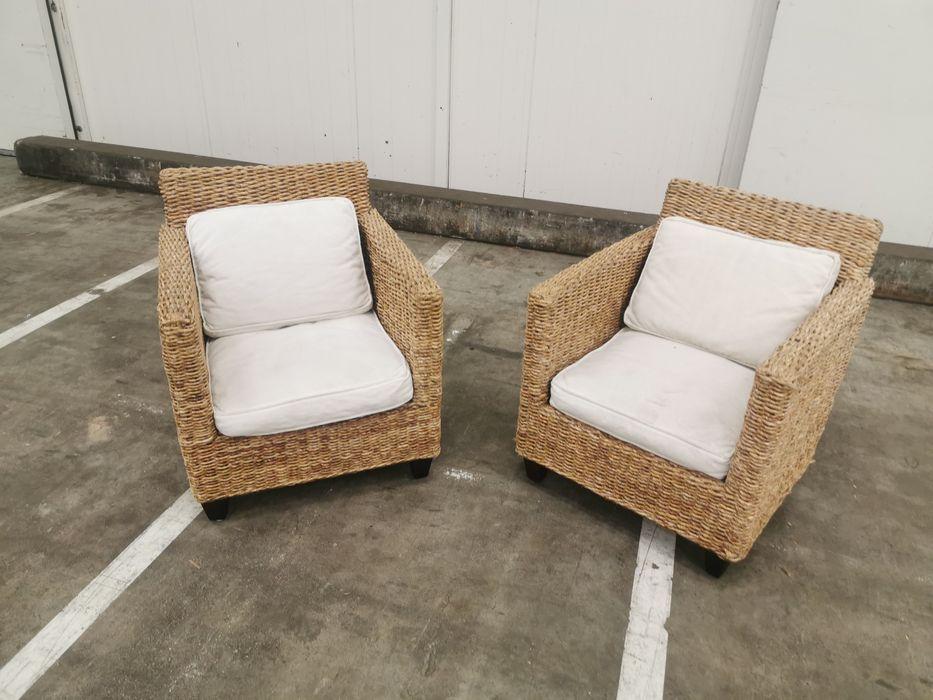2 fotele sznurkowe Drożyska Wielkie - image 1