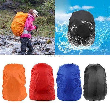 Чехол на рюкзак водонепромокаемый, дождевик, разные цвета и размеры