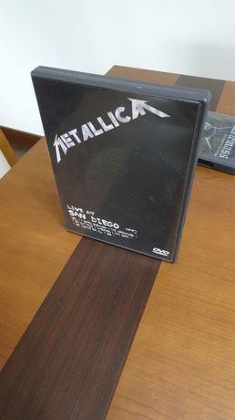 Metallica: Live at San Diego (1992) Dvd