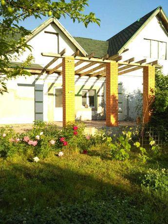 Садовый дом  (недострой) в СТ Рыбак Триполье