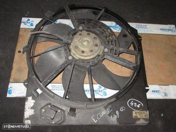 Ventilador 7700836311 RENAULT / CLIO 2 / 2000 / 1,9D / GATE /