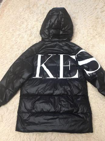 Куртка удлиненая ,полупальто ,подросток ,еврозима .