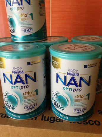 Детская сухая смесь сумиш Nan Нан optipro 1 premium оптипро