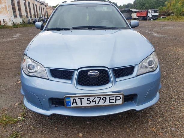 Subaru impreza Wagon 1.5
