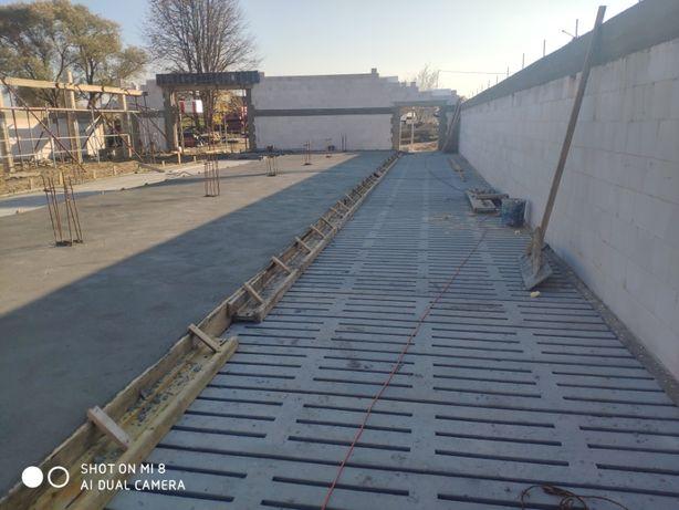 Ruszta betonowe dla bydła trzody POLSKIE ruszty kraty do obory beton