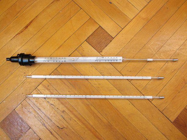 Термометры лабораторные высокоточные+термодатчик