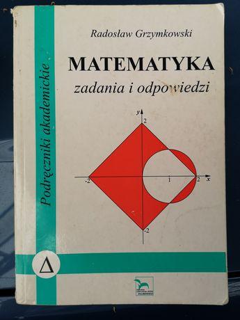 Matematyka Radosław Grzymkowski