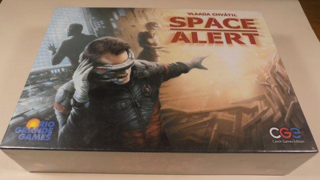 Space Alert - NOWA gra planszowa w folii