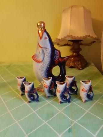 Karafka rybki