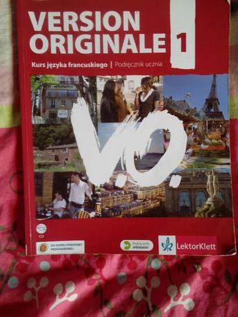 Version Originale 1 Język francuski