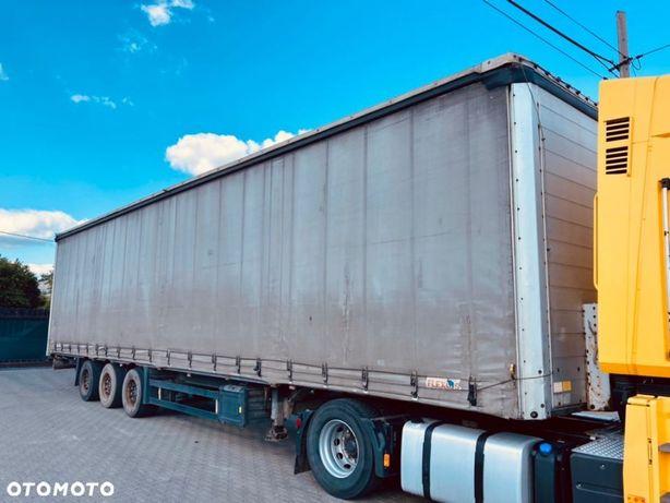 Schmitz Cargobull mega  osie SAF podnoszona stan dobry