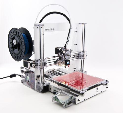Drukarka 3D Sprzedam/zamienie